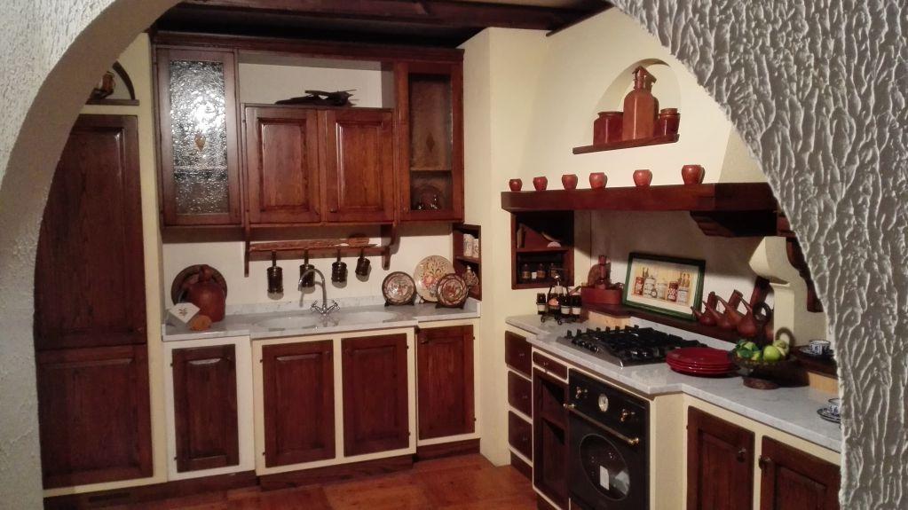 Outlet cucine mobili marzocco - Cucina finta muratura ...